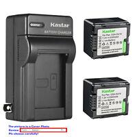 Kastar Battery AC Wall Charger for HITACHI DZ-BP14S & DZ-BX35 DZ-BX35A DZ-BX35E