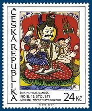 S614-2-2 Oriental Art from Zbraslav Gallerie  SET 2007