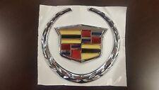 Cadillac Escalade  large grille emblem 2007,2008,2009,2010,2011,2012,2013,2014
