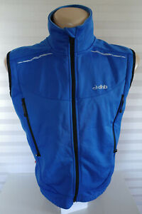 dHb Thermal Soft Shell Cycling Gillet Vest Cold Weather Road MTB Touring Size L