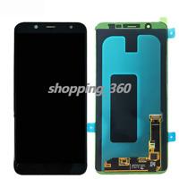 LCD-BILDSCHIRM Digitizer Touch Für Samsung Galaxy A6 Plus 2018 SMA605F A605F/DS