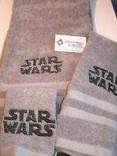 Star Wars Choose Wisely Empire or Rebel 3 Piece Bath Towel Set Set