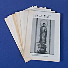 """New Listing7 Vintage Copies of """"Windbell"""" - 1983-86 - S.F. Zen Center, Western Buddhism"""