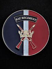 ROYAL AIR FORCE REGIMENT Colours Lapel Pin (C25)