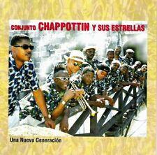CONJUNTO CHAPPOTTIN UNA NUEVA GENERACION - ENVIDIA Salsa Son Rumba Rare CD