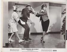 """Jill St. John in """"Who's Minding the Store"""" 1963 Original Movie Still"""