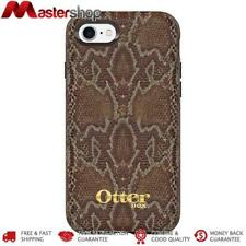 Otterbox Symmetry Leather Case iPhone 8/iPhone 7 Brown/Dark Snake Skin