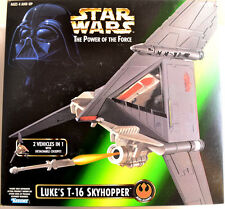 Star Wars Luke's T-16 Skyhopper POTF2     NEW/Sealed