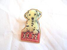 Cool Vintage 101 Dalmatians Disney Movie Promo Advertising Lapel Pin Pinback