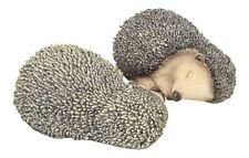 Hedgehog Garden Ornament Statue - Outdoor Indoor Decoration For Lawn Porch Patio