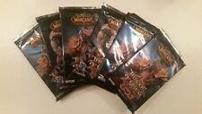 (6) World of Warcraft TCG: Throne of the Tides Booster Packs