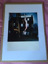 Helmut Newton - Poster Affiche Photo - Travaux 1