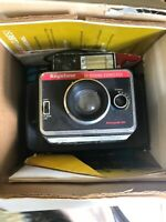Keystone Berkey Model 850 60 Second Everflash Instant Camera Rechargeable Works