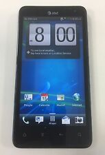 HTC Vivid X710a in Black for AT&T - NO BATTERY or BATTERY DOOR - FREE SHIPPING!!