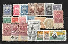 TELEGRAPH STAMPS SELECTION