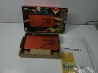 Nintendo 3DS XL Console Samus Returns Metroid Edition Complete Tested LOOK READ