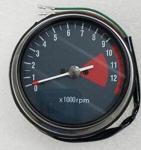 Honda  73-78 CB750 CB750F CB750A 12K RPM Tachometer Tach Gauge