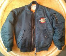 Rare flight jacket bomber Buck Danny limited etition event