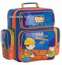 ~ Bob the Builder - LARGE DELUXE BACKPACK / BAG