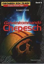 CHRONIKEN VON TILMUN 7 - Reise ins Ungewisse - Alex Knörr ( wie Perry Rhodan )