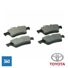 NEW GENUINE LEXUS GS450H IS200 IS250 REAR BRAKE PADS 04466-30240