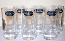 Luigi Bormioli Classico Crystal 2.25 Ounce Shot Liqueur Glass (Set 6) New in Box