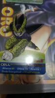 dragon ball lamincards edibas italia serie oro n 73