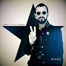 RINGO STARR 'WHAT'S MY NAME' CD (2019)