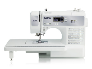 Brother XR3340 SEWING MACHINE Computerized  140+55Stitches  Refurbished