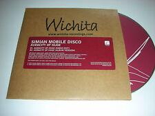 Simian Mobile Disco - Audacity of Huge - 2 Track