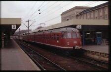 35mm slide+© DB Deutsche Bundesbahn 456 402-1 Mannheim West-Germany 1983original