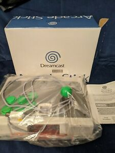 Sega Dreamcast Official Arcade Stick Boxed