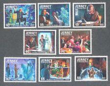 Jersey-Christmas-Charles Dickens-A Christmas Carol mnh set