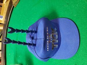 The Tick tv series SDCC 2018 amazon original hat adjustable