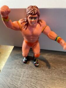 Vintage 1989 WWF LJN Ultimate Warrior Figure Super rare figure