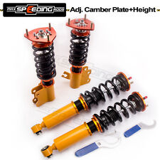 Coilover Spring Struts Shock Absorber For Nissan Silvia 180SX 200SX S13 CA18DET