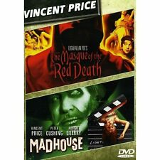 Masque of the Red Death/Madhouse, The [DVD]