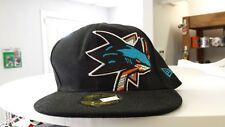 NHL San Jose Sharks New Era Flex Fit Hat  - 7 1/2