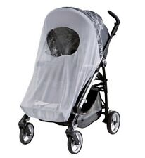 Peg Perego Mosquito Netting for Perego Strollers Grey (Discontinued) ~ NEW!!