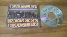 CD Rock Rattles - No More Eagles (3 Song) MCD TITAN SCHALLPLATTEN sc