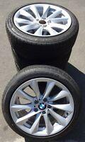 4 BMW Winterräder Styling 415 225/45 R18 M+S BMW 3er F30 4er F32 F33 6796248 RDK