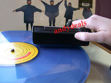 Pfanstiehl Black Velvet Vinyl LP Record Album And Stylus Needle Brush Cleaner