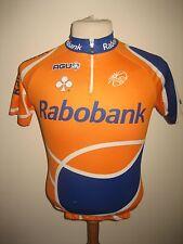 Rabobank worn by RIDER Holland jersey shirt cycling wielrennen radsport size XS