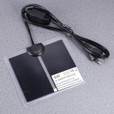 1Pc Reptile Heating Pad Mat Adjustable Temperature Reptile Tank Warmer Mat
