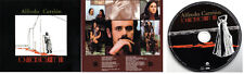 RARE CD DIGIPACK ROCK PROGRESSIF ALFREDO CARRION / LOS ANDARES DEL ALQUIMISTA