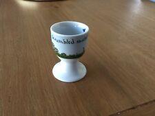 'WILD & WOLF' GRUFFALO PORCELAIN KIDS EGG CUP • BRAND NEW
