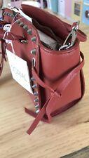 SORIAL- Parker Satchel Leather Shoulder Hand Bag MSRP $348.00 NWT