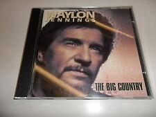 CD  Waylon Jennings - The Big Country