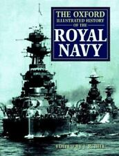 The Oxford Illustrated History of the Royal Navy (Oxford Illustrated Histories)