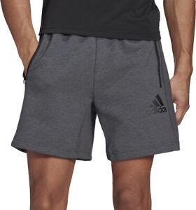 adidas Designed To Move Motion AeroReady Mens Training Shorts - Grey